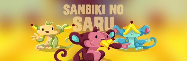 Sanbiki No Saru